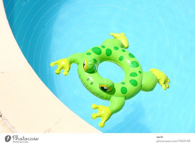Rettung Wellness Wohlgefühl Erholung Spa Freizeit & Hobby Spielen Tourismus Sommer Sommerurlaub Sonne Sonnenbad Strand Meer Wellen Schwimmbad Schönes Wetter