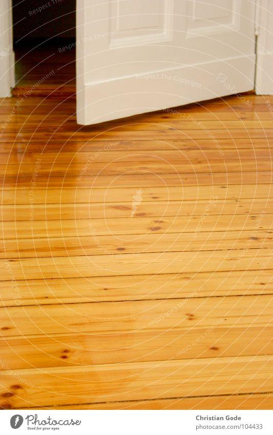 Hereinspaziert Japan Holzfußboden Schlafzimmer Altbau Wochenende