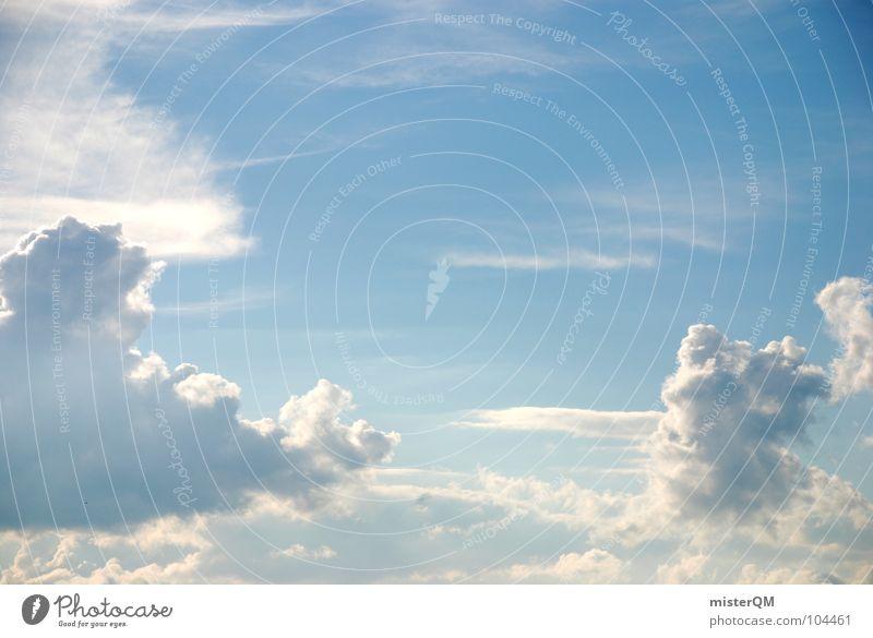 Windy Windows Wolken weiß schön Physik Himmel Ferien & Urlaub & Reisen Cirrus Mittag Nachmittag himmlisch bezaubernd Zukunft Horizont Wissenschaften Sommer blau