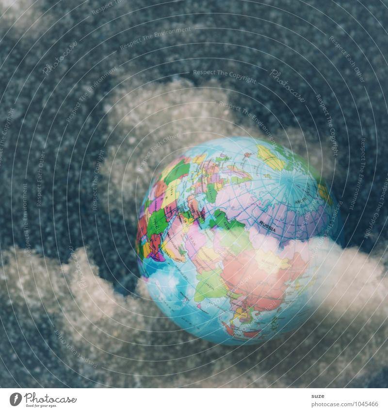 Himmel auf Erden Ferien & Urlaub & Reisen blau Wolken Reisefotografie Umwelt Leben Spielen Lifestyle klein Wetter Freizeit & Hobby Kreativität Klima
