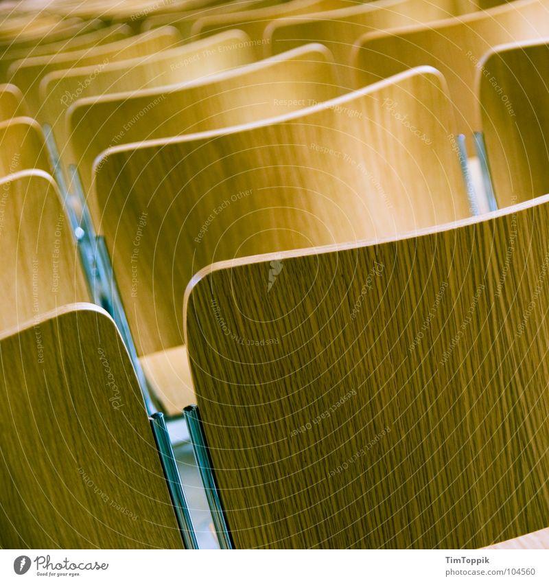 Canterbury Chairs Studium Kommunizieren Stuhl Bildung Sitzung Veranstaltung Möbel Publikum Rede Tagung Kongress dozieren Institut