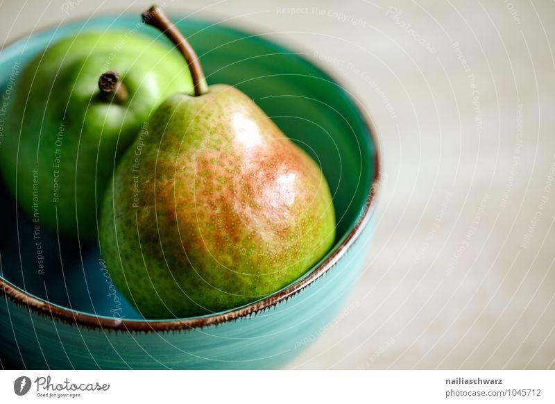 Birnen Lebensmittel Frucht Bioprodukte Vegetarische Ernährung Diät Geschirr Schalen & Schüsseln Duft leuchten Gesundheit lecker natürlich positiv saftig sauer