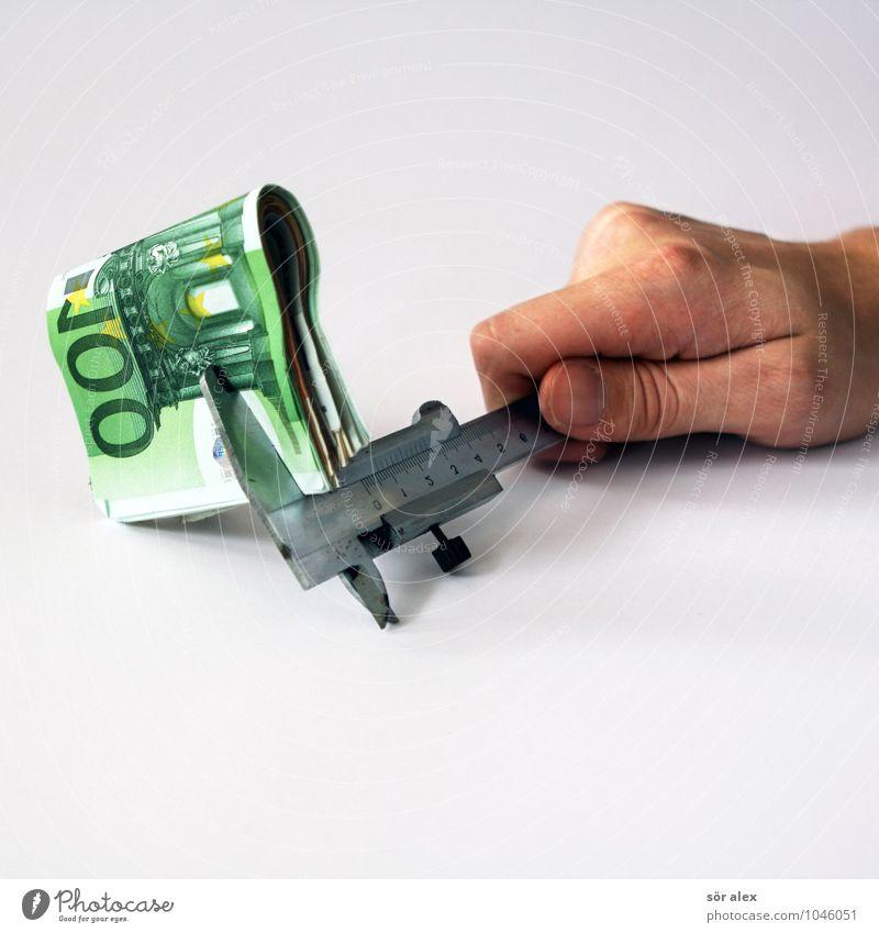 Rentabilität Business Wachstum Erfolg Industrie Macht Geld Geldinstitut Wirtschaft Handwerk Reichtum Werkzeug Unternehmen Kapitalwirtschaft innovativ Eurozeichen Messinstrument