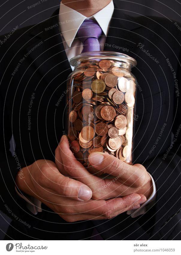 Konto eröffnen Mensch Mann Hand Erwachsene Arbeit & Erwerbstätigkeit Business maskulin Büro Glas Erfolg kaufen Geldinstitut Hemd Wirtschaft Anzug Handel