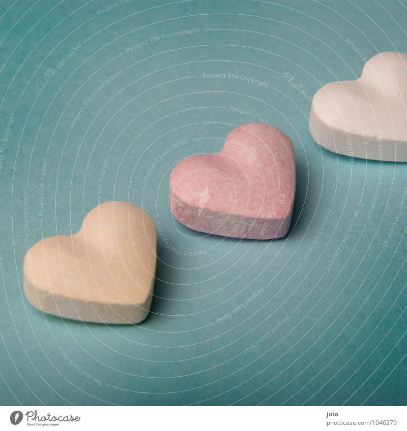 Für dich! Mensch Liebe rosa Zusammensein Geburtstag Herz Geschenk süß retro Romantik Hoffnung Hochzeit zart Frieden Zusammenhalt lecker