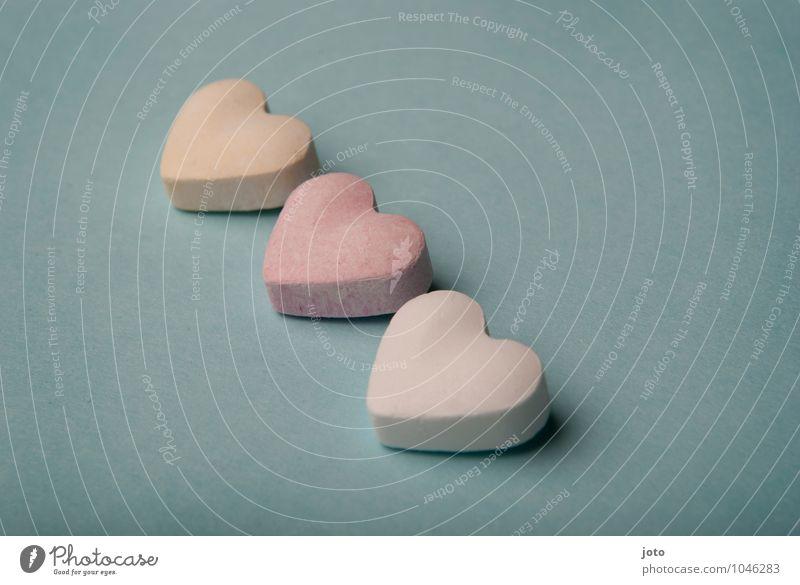 love, love, love II Süßwaren Valentinstag Muttertag Hochzeit Geburtstag 3 Mensch Herz Liebe Zusammensein lecker retro süß rosa Warmherzigkeit Verliebtheit