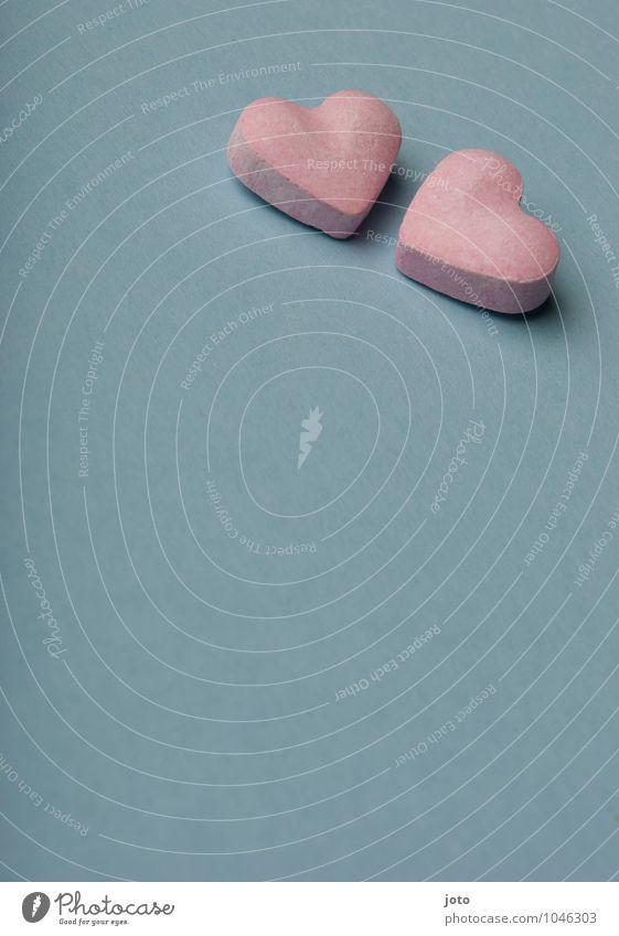 loveletter I Liebe Paar rosa Zusammensein Geburtstag paarweise Herz Geschenk niedlich süß retro Romantik Hoffnung Hochzeit Kitsch zart