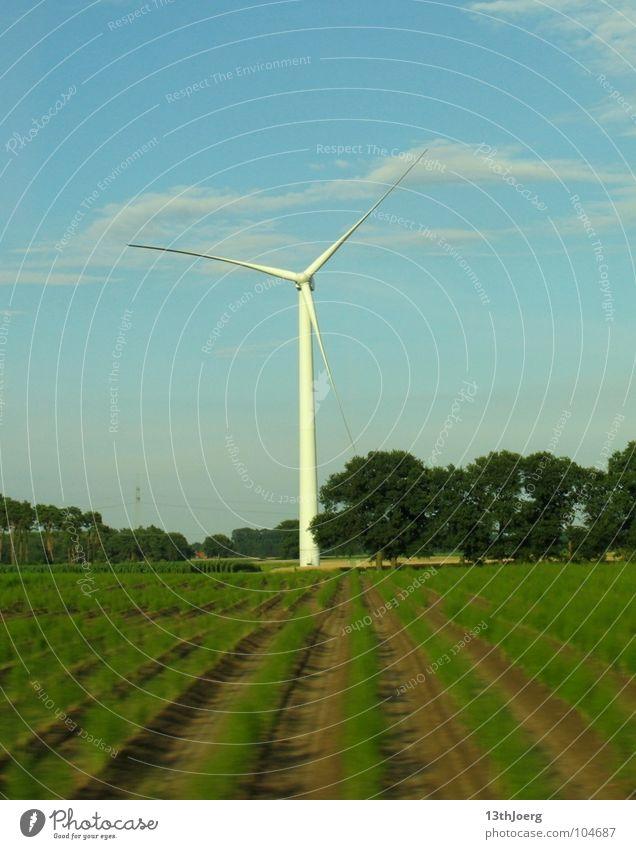 Energieunruhe Deutschland Wind Industrie Hoffnung Energiewirtschaft Klima Windkraftanlage Dienstleistungsgewerbe drehen ökologisch Klimawandel Drehung unruhig