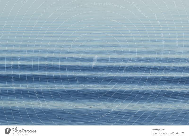 See Wellen Blau Mücken Finnland Wellness Sinnesorgane Erholung ruhig Meditation Sauna Ferien & Urlaub & Reisen Freiheit Sommer Sommerurlaub Sonne Strand Meer