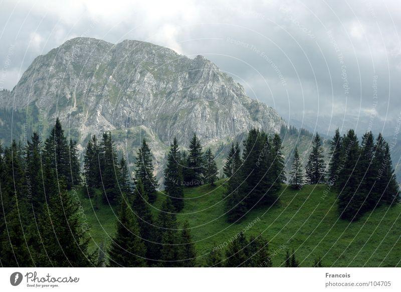 Tegelberg 1 Berge u. Gebirge Alpen Bayern Allgäu alpin