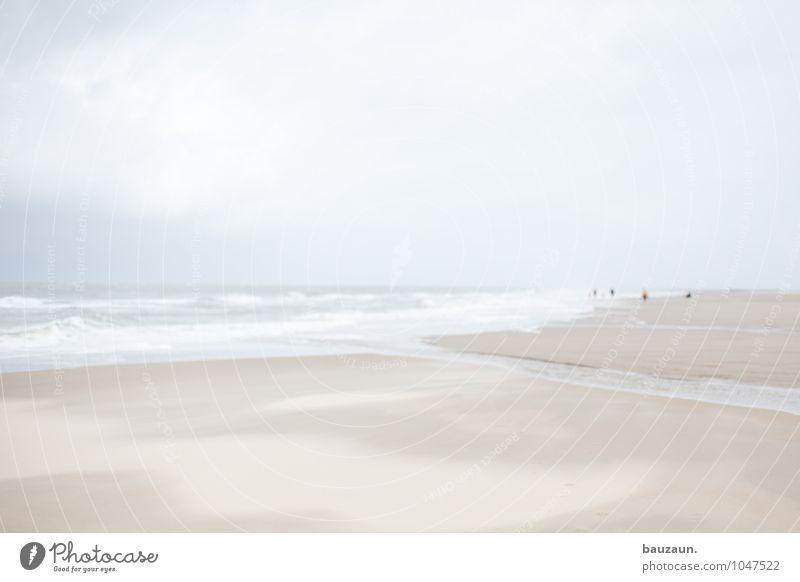 weniger. Leben harmonisch Wohlgefühl Zufriedenheit Sinnesorgane Erholung ruhig Kur Ferien & Urlaub & Reisen Tourismus Ausflug Ferne Freiheit Strand Meer Mensch