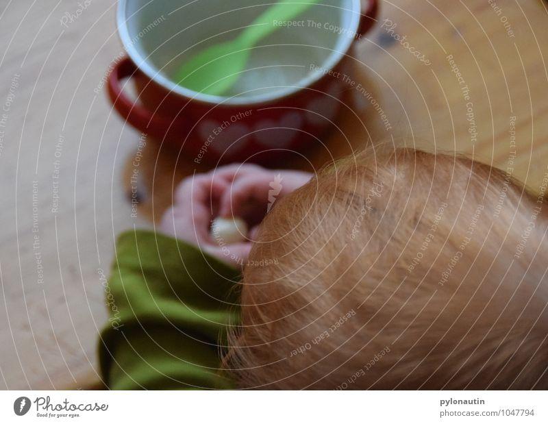 Entdecker Mensch Kind Kleinkind Junge Kindheit Leben Kopf Haare & Frisuren Hand Finger 1 0-12 Monate Baby rothaarig Holz Metall entdecken Essen träumen