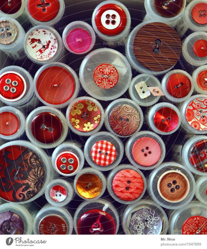 Mein Name ist Knopf , Jim Knopf ! Freizeit & Hobby Basteln Handarbeit Kitsch Krimskrams Sammlung braun rosa rot Knöpfe rund Loch Arbeit & Erwerbstätigkeit