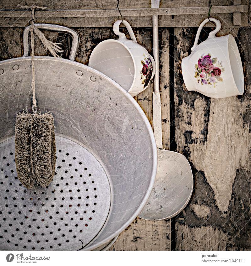 hüttenküche Ferien & Urlaub & Reisen Erholung Innenarchitektur Stil Freiheit Lifestyle Ordnung Häusliches Leben Zufriedenheit Dekoration & Verzierung