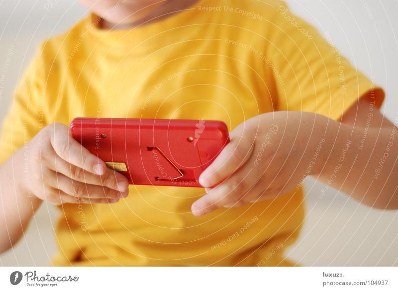 New Game gelb Spielen Freizeit & Hobby Elektrizität Suche Niveau Medien Wut Langeweile Sportveranstaltung Ärger Konkurrenz Auswahl Spieler kultig Abhängigkeit