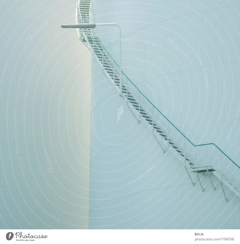 150 KW / 150 Liter / 150 Stufen Himmel blau Ferien & Urlaub & Reisen weiß schön oben grau See Lampe hell Linie Beleuchtung Studium Zusammensein