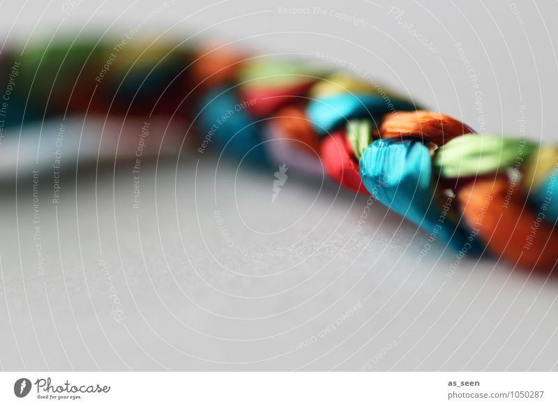 Geflochten schön Farbe Stil Haare & Frisuren hell glänzend liegen Ordnung leuchten Design elegant Kindheit ästhetisch Kreativität einzigartig Wellness