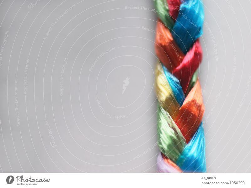 Verbunden Lifestyle Reichtum elegant Stil Design schön harmonisch Basteln binden Kindergarten Industrie Textilindustrie Textilien Mode Accessoire Schmuck