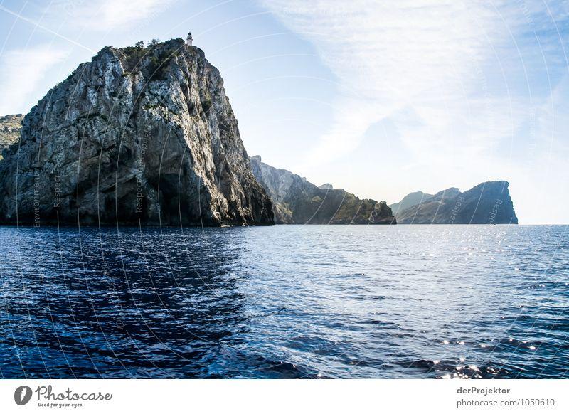 Mallorca von seiner schönsten Seite 12 - mit Leuchtturm Ferien & Urlaub & Reisen Tourismus Abenteuer Umwelt Natur Landschaft Pflanze Tier Urelemente Sommer