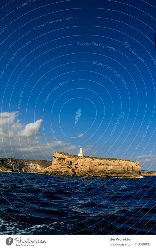 Mallorca von seiner schönen Seite 73 Natur Ferien & Urlaub & Reisen Pflanze Sommer Meer Landschaft Ferne Umwelt Küste Freiheit Felsen Tourismus Wellen Insel
