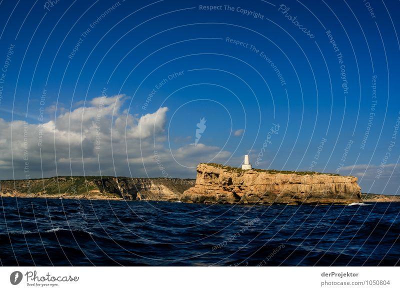 Mallorca von seiner schönsten Seite 20 - mit Leuchtfeuer Ferien & Urlaub & Reisen Tourismus Ausflug Ferne Freiheit Sommerurlaub Umwelt Natur Landschaft Pflanze