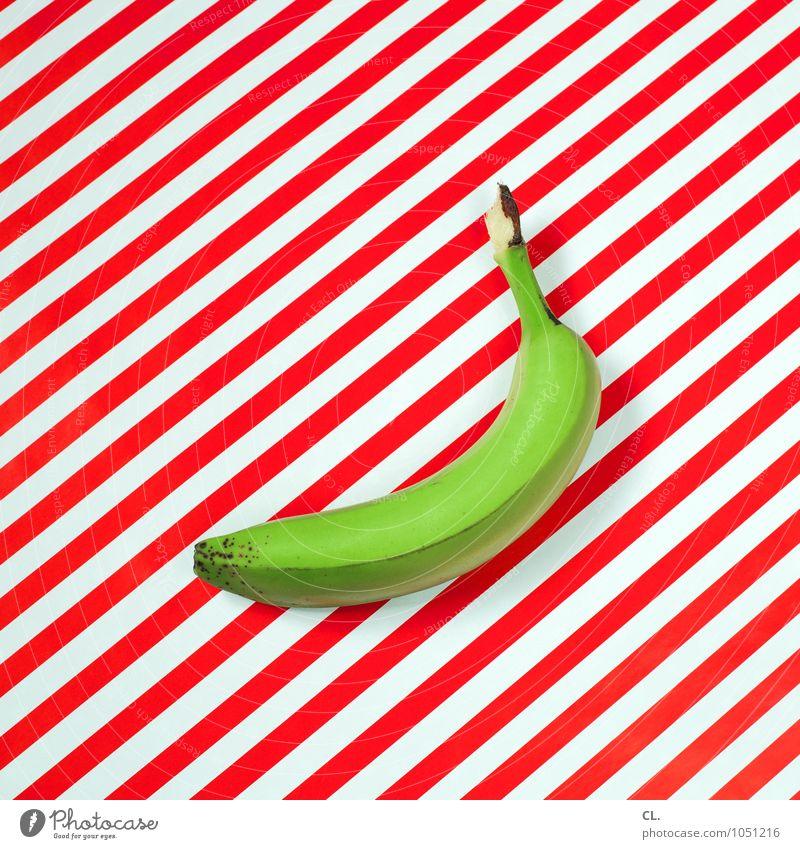 grün Farbe weiß rot Gesunde Ernährung Gesundheit Essen Lebensmittel Kunst Frucht ästhetisch Streifen Bioprodukte skurril Diät