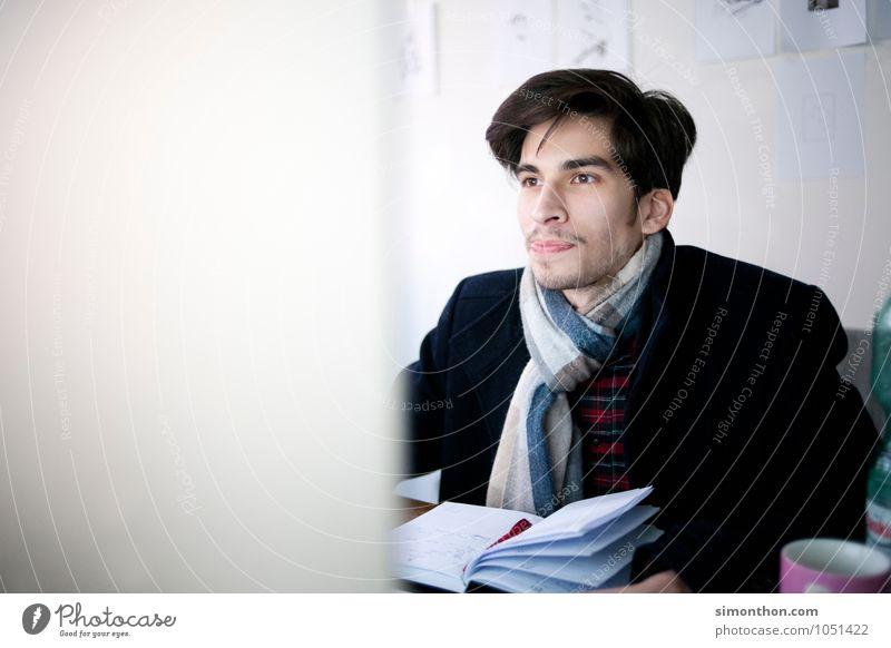 Arbeit lernen Berufsausbildung Azubi Praktikum Studium Student Arbeitsplatz Büro Business Unternehmen Karriere Erfolg Computer Bildschirm Technik & Technologie