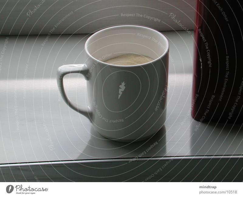 Kaffeetasse kalt Dinge Durst