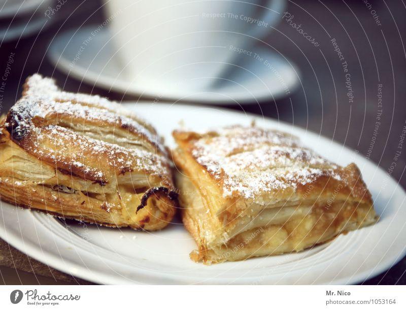 n ´ strudel ? weiß gelb Gesundheit Geburtstag Ernährung genießen Lebensfreude süß Kaffee Küche lecker Süßwaren Apfel Appetit & Hunger Duft Café