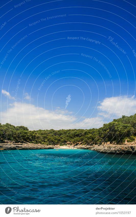 Mallorca von seiner schönen Seite 15 – schöne Bucht Ferien & Urlaub & Reisen Tourismus Ausflug Abenteuer Freiheit Kreuzfahrt Expedition Sommerurlaub Umwelt
