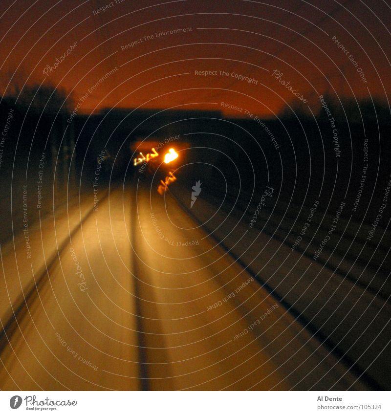 Night train Ferien & Urlaub & Reisen Verkehr Ausflug Güterverkehr & Logistik Filmindustrie Tunnel