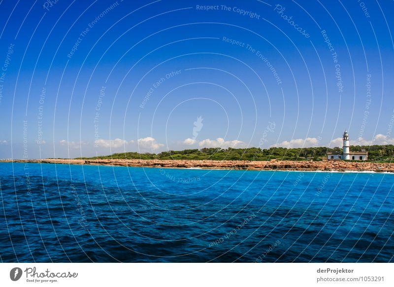 Mallorca von seiner schönsten Seite 24 - Cap de Ses Salines Natur Ferien & Urlaub & Reisen Pflanze Sommer Meer Landschaft Ferne Umwelt Gefühle Küste Freiheit
