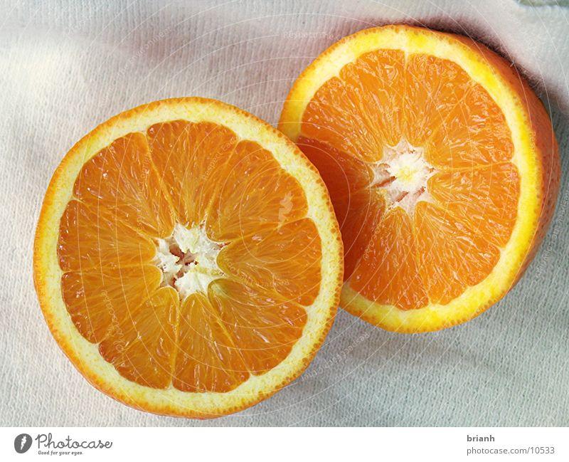 Orange Ernährung Gesundheit Frucht