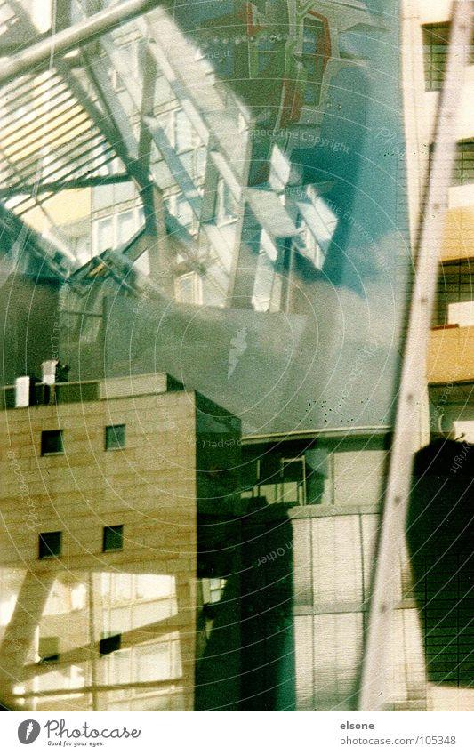 EXPERIMENT träumen Glas 3 modern Niveau Dresden außergewöhnlich stark durcheinander Plattenbau drücken Illusion unverstanden