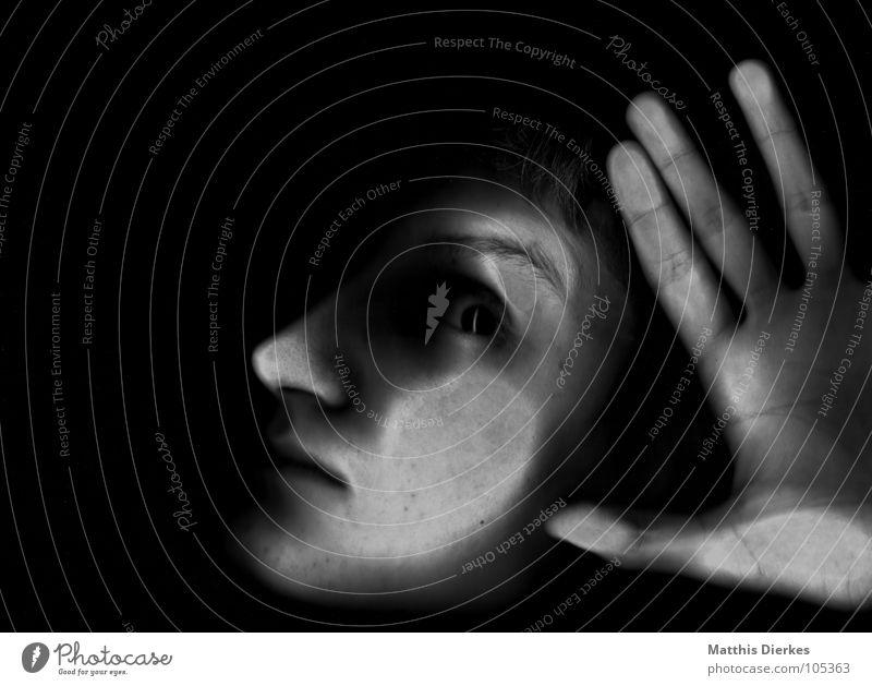 KONTAKTAUFNAHME Röntgenstrahlen Scanner erfassen Fotokopierer vervielfältigen Hand Geister u. Gespenster geheimnisvoll gefährlich unheimlich gruselig Panik