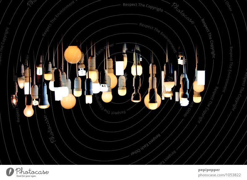 lichtbild Häusliches Leben Wohnung Innenarchitektur Dekoration & Verzierung Lampe Energiewirtschaft Erneuerbare Energie Kerze Glühbirne glänzend hängen leuchten