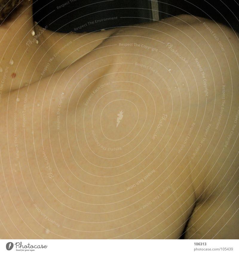 BR*VO STARSCHNITT [2/3] Starschnitt nackt Mann Bart Kinn Schulter Gelenk Skelett Achsel nass Farbe Gesundheit Säugetier Körper meat Haut Muskulatur Sehne dude