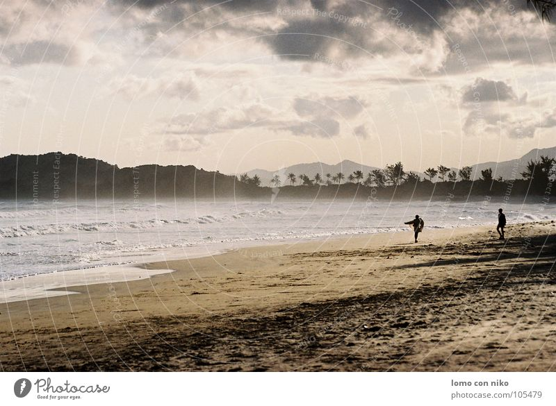 strand Wasser Meer Strand ruhig Farbe Afrika Respekt Fischer Madagaskar