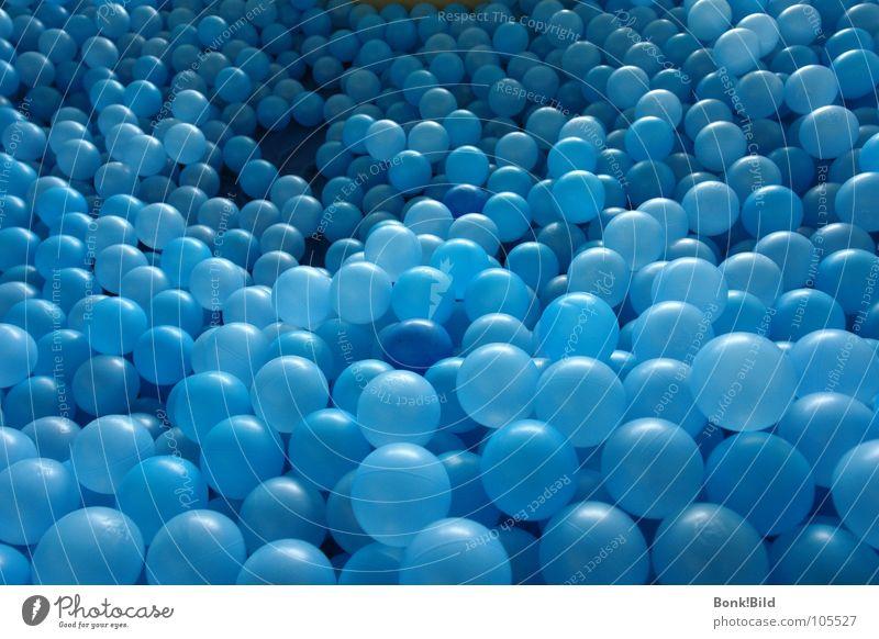 Substantial Oxygen blau Angst verrückt frisch Industrie Ball Wissenschaften Kugel Kunststoff Panik Seele molekular