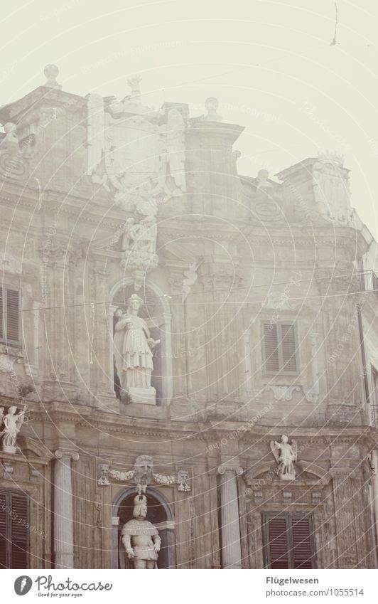 Roma Ferien & Urlaub & Reisen Tourismus Ausflug Freiheit Sightseeing Städtereise Sehenswürdigkeit Denkmal historisch Italien Romantik alt Geschichtsbuch Kultur
