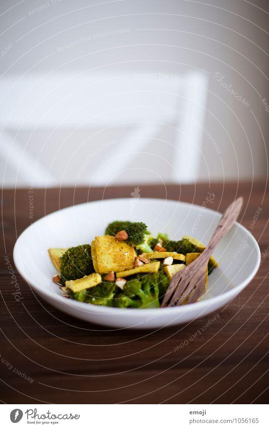 Tofu Gesundheit frisch Ernährung Gemüse lecker Teller Mittagessen Vegetarische Ernährung Vegane Ernährung