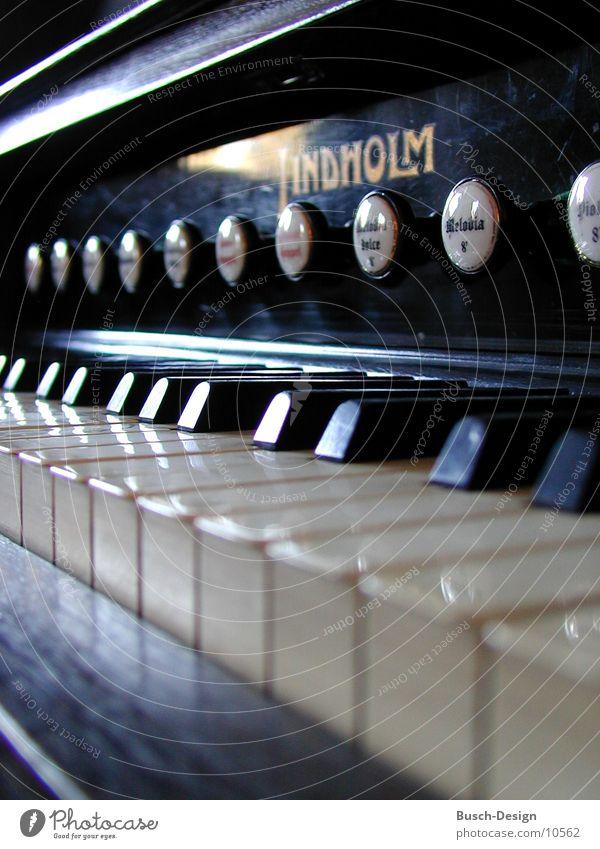 Orgel Dinge