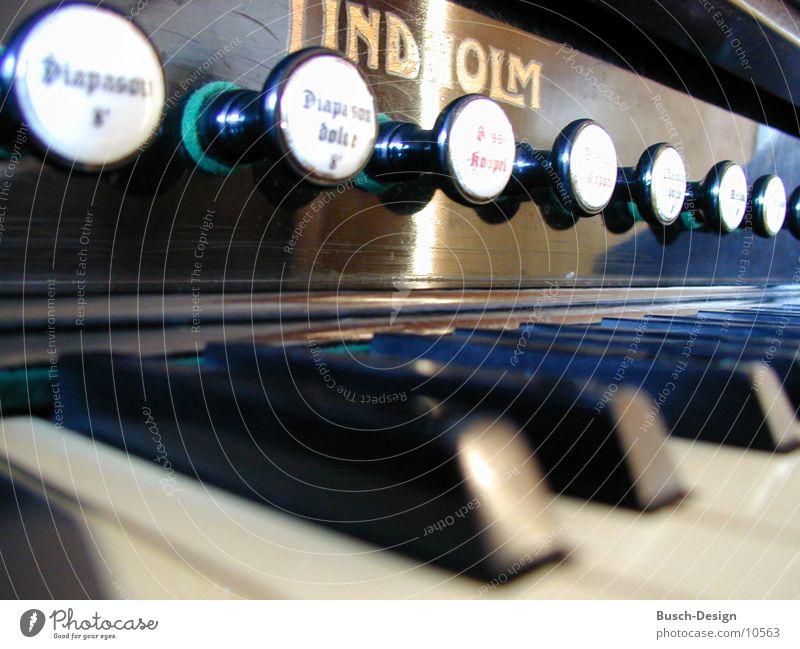 Orgel Musik Dinge Musikinstrument