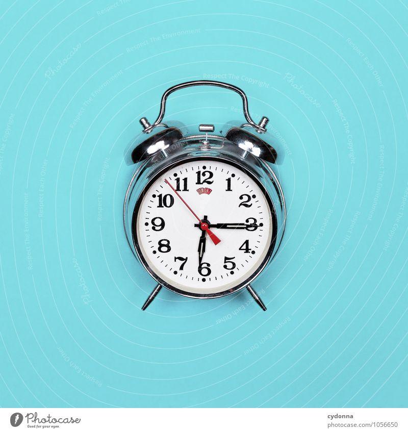 Früh raus Farbe Gesundheit Zeit Lifestyle Arbeit & Erwerbstätigkeit träumen Business Design Uhr Beginn Vergänglichkeit schlafen Hilfsbereitschaft planen