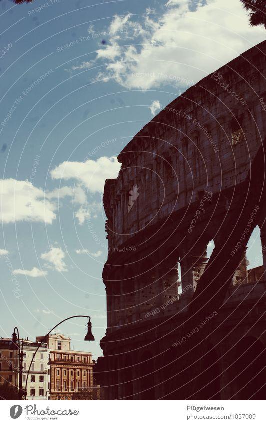 Das Der Die Roma Ferien & Urlaub & Reisen Tourismus Ausflug Sightseeing Städtereise Hauptstadt bevölkert Bauwerk Gebäude Architektur Sehenswürdigkeit