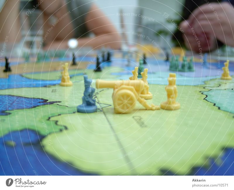 aussichtslos.. planen obskur Brettspiel sinnlos Kanonen resignieren Stratego