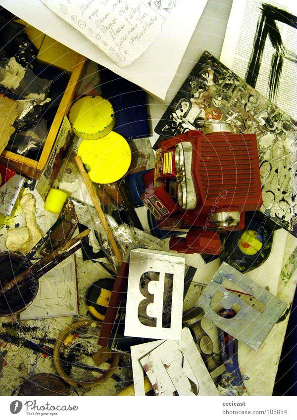 garbage Kunst Lautsprecher Kunsthandwerk Brainstorming