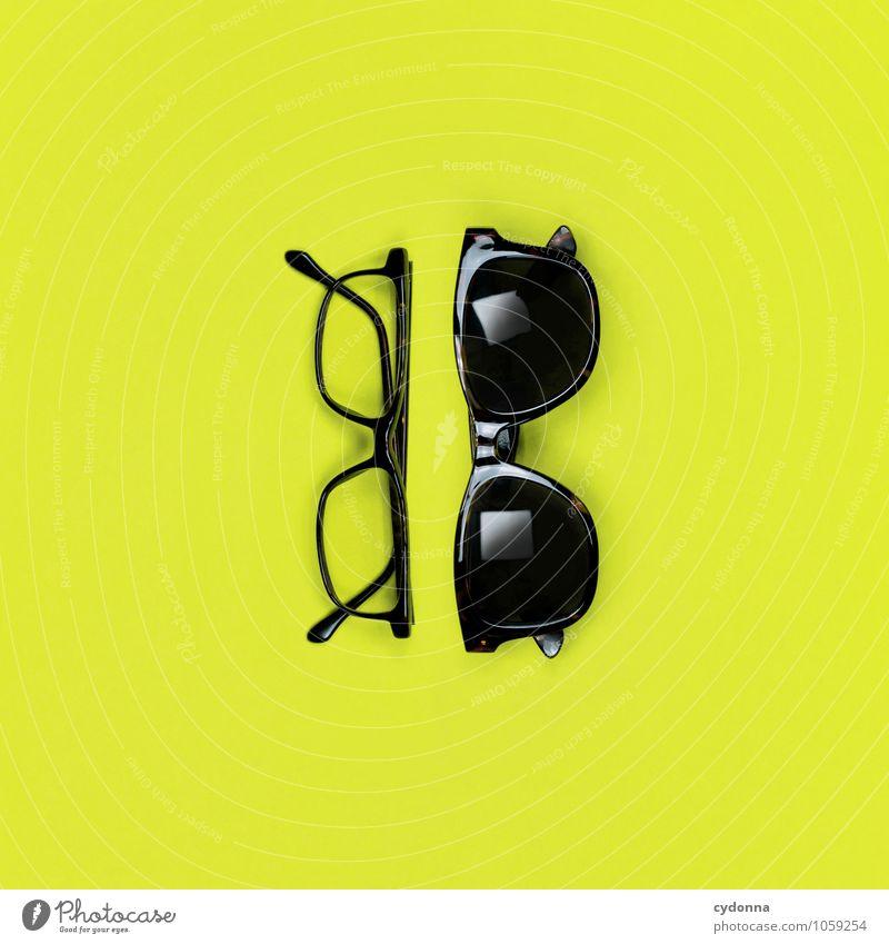 Work-Life-Balance Lifestyle Stil Bildung Berufsausbildung Studium Business Karriere Erfolg Feierabend Brille Sonnenbrille Beratung Farbe Freiheit