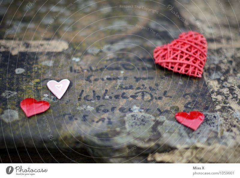 forever Graffiti Gefühle Liebe Stein Stimmung Schriftzeichen Herz Zeichen Romantik Kitsch Information Verliebtheit Brief Liebeskummer Valentinstag Gruß