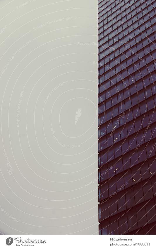 Hochhinaushaus Ferien & Urlaub & Reisen Haus Ferne Architektur Autofenster Gebäude Büro Hochhaus Geschwindigkeit Bauwerk Skyline Stadtzentrum Sehenswürdigkeit